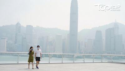 【空氣污染】本港中午起空氣污染水平中至甚高 部分地區可能達至嚴重水平 - 香港經濟日報 - TOPick - 新聞 - 社會