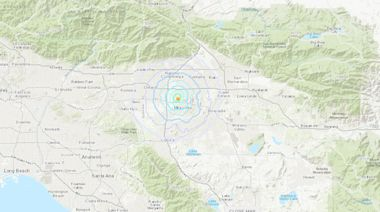 3.0 earthquake in Glen Avon is latest in series of temblors in Riverside County