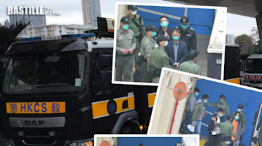 47被告2日未沖涼透過律師投訴 獲安排於懲教所梳洗 | 政事
