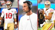 Joy Taylor: Kyle Shanahan is in a good position, but the 49ers' QB situation still leaves questions I SPEAK FOR YOURSELF