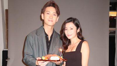 藍杰收胸肌蛋糕預祝32歲生日望楊柳青帶挈進軍荷里活