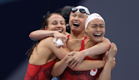 Tokyo Olympics Day 2 Review: Canada reaches podiums in the pool
