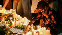 Vigils held for teacher murdered in London as suspect released