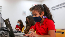 Girls said coding is 'boring.' This Miami nonprofit wants to change that perception.