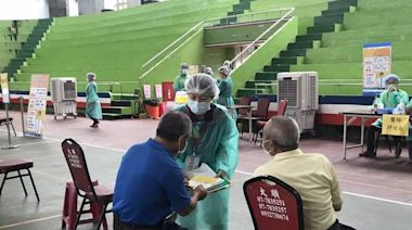 屏縣疫苗接種人數再降 今施打率僅35%