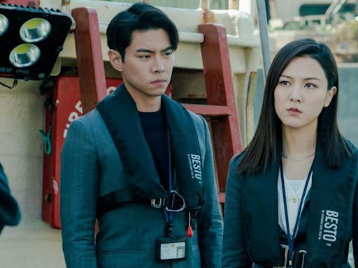 【把關者們劇透】第7集劇情預告 芷祺曾失落獎座視海峰為對手 - 香港經濟日報 - TOPick - 娛樂