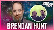 'Ted Lasso' Star Brendan Hunt Convinced Jason Sudeikis To Love Soccer