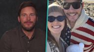 Chris Pratt Says Daughter Lyla Was Conceived While Filming 'The Tomorrow War'