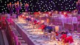 The rise of indulgent multiple weddings - how the super rich are making up for lost time