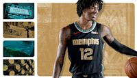 Memphis Grizzlies unveil 2020-21 City Edition Nike Uniforms celebrating legacy of Stax Records and life of Isaac Hayes   Memphis Grizzlies