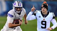 NFL Draft: BYU Star QB Zach Wilson Explains how Joe Burrow Helped him Improve
