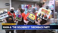 Wawa teams with 'The Goldbergs' for 80s celebration