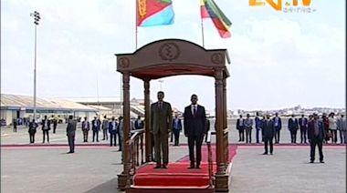 Ethiopia and Eritrea sign landmark declaration ending two decades of conflict