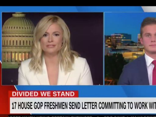 CNN Host Destroys Rep. Cawthorn With Simple Question About Election 'Fraud'