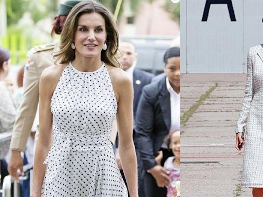 比凱特王妃還會穿?西班牙「最美王后」穿15年前舊衣照樣美翻! - 自由電子報iStyle時尚美妝頻道