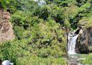 南投夢谷瀑布是仁愛鄉蝴蝶谷 種類達120種