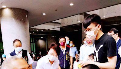 台中市第11期新冠疫苗設快打站加速接種