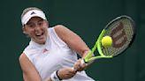 Tennis-Hit or miss, but Ostapenko blazes into third round
