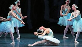 At New York City Ballet, Swans Use Grit to Find Glory