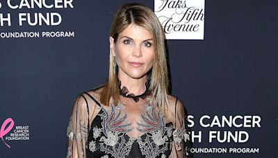 Lori Loughlin Seen for the First Time 2 Months After Her Release from Prison