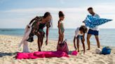 The difference between beach towels and bath towels