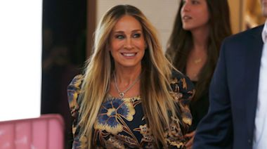 'Sex and the City' star Sarah Jessica Parker didn't drink Cosmos during the show, but she'll take one now