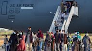 Thousands of Afghan refugees arrive for resettlement in the United States
