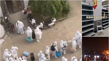 【一線採訪】揚州封城規模超去年 疫情蔓延