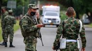 Colombia investigating after car bomb injures 36 at military base