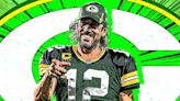 Aaron Rodgers takes swipe at 'trolls' after Green Bay Packers handle Detroit Lions