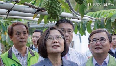 禁釋迦蓮霧「政治打壓」 國台辦:民進黨「別有用心」煽動兩岸對立