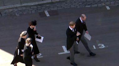 皇夫逝世|凱特刻意溜後 替威廉與亨利破冰 - 新聞 - am730
