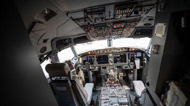 WestJet cancels 737 Max flight after warning light triggered
