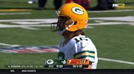 Aaron Rodgers' best throws from 344-yard game Week 5