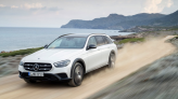 Why the Mercedes E-Class Jumped on the Off-Road Wagon Trend
