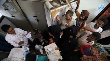 Dengue fever finds breeding ground in war-weary Yemen