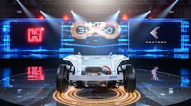 日本供應商:鴻海電動車將具備與特斯拉同級自駕能力