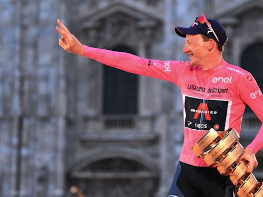Tao Geoghegan Hart: The plan is to fight for the Grand Tours every year