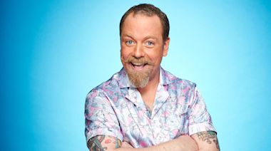 'Dancing On Ice': Rufus Hound calls out Government in 'hungry children' comment as he wins first golden ticket