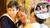 Jennifer Lopez's Teenage Kids Max and Emme Are Growing Up Fast: Photos!