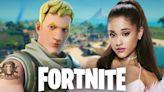 Fortnite Leak Teases Ariana Grande Event