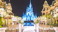 6 Magical Things You Didn't Know You Could Do at Your Disney Wedding