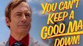 Bob Odenkirk returns to Better Call Saul set