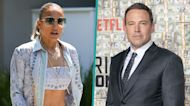 Jennifer Lopez Buys Jewelry for Ben Affleck's Daughters On His 49th Birthday, Reports