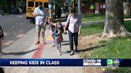 Health officials discuss COVID-19 in Sacramento County schools