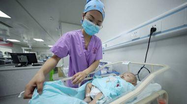 救生育率砸重本 中國學者籲發給每名新生兒440萬