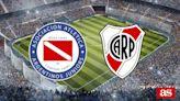 Argentinos Juniors 0-2 River Plate: resultado, resumen y goles