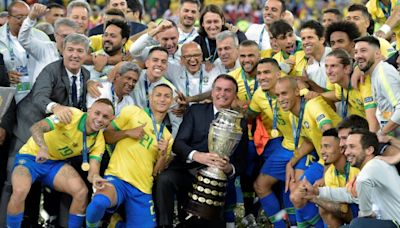 Copa America limps to start line despite pandemic