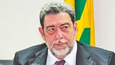 St Vincent PM says COVID-19 puts world in 'veritable tailspin