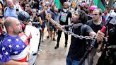 """Charlottesville """"Unite the Right"""" trial devolves into fight over juror views of Antifa"""